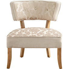 Contemporary Living Room Chairs by purehome