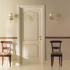 Traditional Interior Doors by Ville Doors