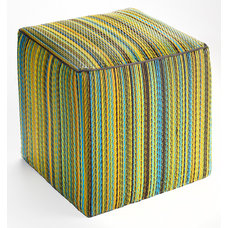 Tropical Footstools And Ottomans by Fab Habitat