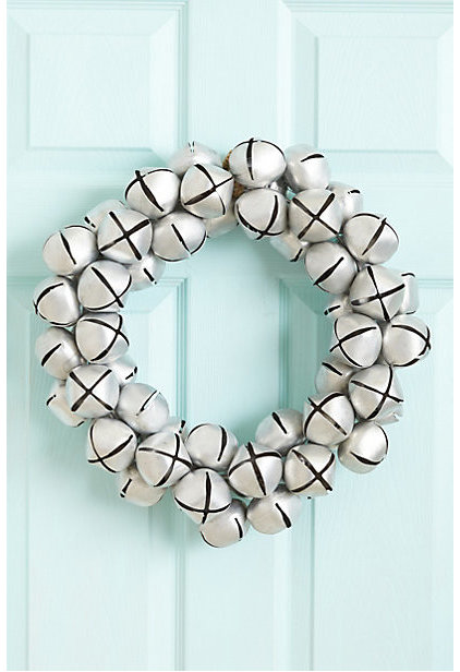 Contemporary Wreaths And Garlands by Anthropologie
