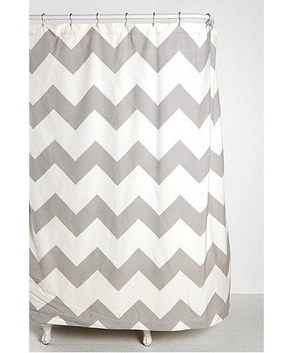Contemporary Shower Curtains by Urban Outfitters