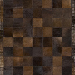 Surya - Surya Vegas VGS-3001 (Brown, Chocolate) 4' x 6' Rug - This Hand Crafted rug would make a great addition to any room in the house. The plush feel and durability of this rug will make it a must for your home. Free Shipping - Quick Delivery - Satisfaction Guaranteed