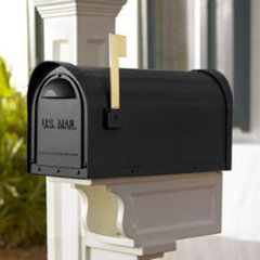 traditional mailboxes by Grandin Road