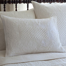 Traditional Shams by Taylor Linens