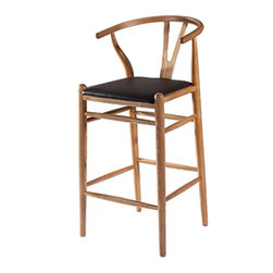 Fine Mod Imports - Woodstring Wood Chair - Features: