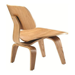Plywood Lounge Chair -