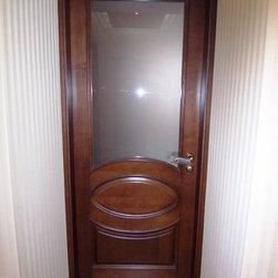 Lompier Interior Group - Lompier Interior Group - Wood doors , Door design