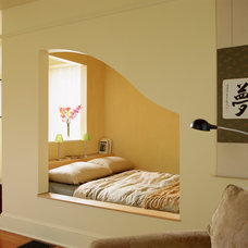 Traditional Bedroom by C2 DESIGN