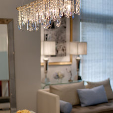 Contemporary Chandeliers by Michael McHale Designs