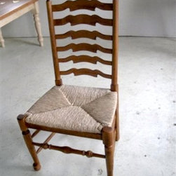 English Ladder-Back Chair - Made by http://www.ecustomfinishes.com