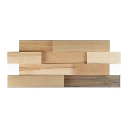 Re-Purposed Random Length Wood Plank - Parkwood - Natural - Parkwood Re|Purposed Random Length Wood Plank