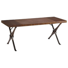 Traditional Desks And Hutches by McGuire Furniture Company