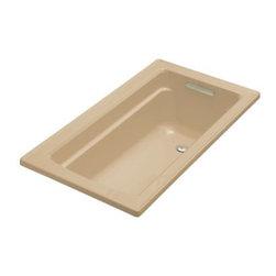 KOHLER - KOHLER K-1123-33 Archer 5' Bath with Comfort Depth Design - KOHLER K-1123-33 Archer 5' Bath with Comfort Depth Design in Mexican Sand