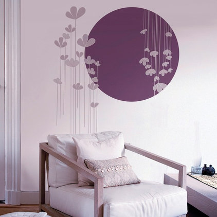 Contemporary Wall Decals by The Foundary