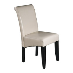 Office Star - Office Star Parsons Chair - OSP Designs Parsons Chair in Cream
