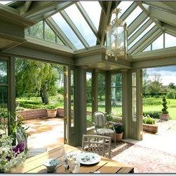 Dining Room Orangery Conservatory -