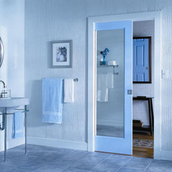 Bypass Doors - Bypass doors are often used for closets. They slide gracefully one behind the other. Many times they are used to save space on smaller rooms. These doors are available on any door style and material option. Whether you are looking for a solid wood, Italian veneered, Formica or glass door at Dayoris you will find solutions. Serving south Florida for almost ten years we have a wide collection to make your home look simply fabulous. Highly functional and elegant our doors will make your guests feel right at home. With their soothing colors they invite an aura of tranquility and relaxation calming the spirits of all who pass by and admire their simple beauty.