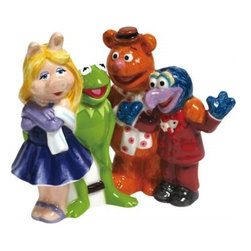 Westland - 4 Inch The Muppets Gang All Together Smiling Salt and Pepper Shakers - This gorgeous 4 Inch The Muppets Gang All Together Smiling Salt and Pepper Shakers has the finest details and highest quality you will find anywhere! 4 Inch The Muppets Gang All Together Smiling Salt and Pepper Shakers is truly remarkable.