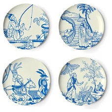 Asian Plates by Amazon