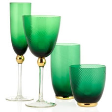 Contemporary Wine Glasses by Z Gallerie