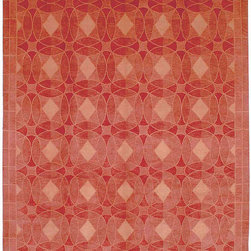 TB281A Tibetan Rug - 10'x14' - Safavieh's High Touch Tibetan Weave brings an ancient weave and fine materials to the present sensibilities of today's interior design. Simple geometric patterns, almost hidden within the weave, with muted accents, soft shades and neutral earth tones, are the main visual characteristics of this series.
