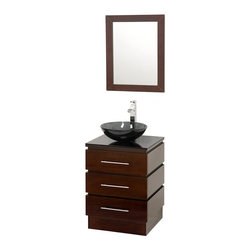... drawer slides. Single hole faucet mount. Lots of storage space for a