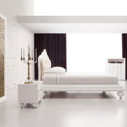 Majano Luxury Platform Bed -