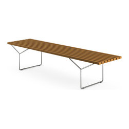 Knoll Lounge Chairs and Seating - Bertoia Bench