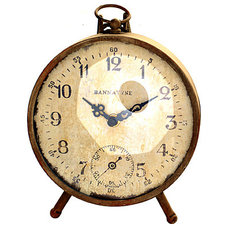 eclectic clocks by wickeremporium.ca