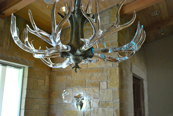 Eclectic Chandeliers by Lawson Glass
