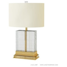 Modern Table Lamps by JONATHAN FRANC