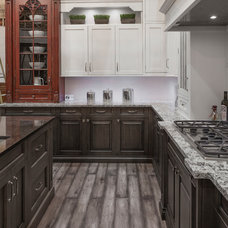Transitional Kitchen Cabinets by Southport Cabinet Company