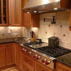 Werth Home - Clemson SC - Josh Schaffer - Designer / Installer