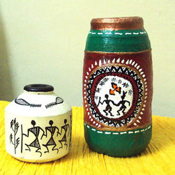Indian Pottery - Priti