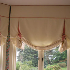 Window Treatments by Window and Fabric Works
