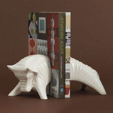 Contemporary Bookends by Digs