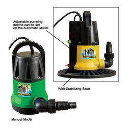 Blue Wave - Blue Wave 1250 Gph In-Ground Cover Pump - Features: