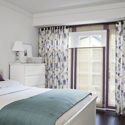 Smith and Noble Grommet Drapery - Panels and drapery add dimension to any window. That's why drapes and curtains are the treatments of choice for showcase settings like living rooms, formal dining rooms or an intimate master bedroom. Starting at $158+