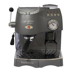 Espressione - Espressione Espresso Machine Cafe Roma Deluxe - Features: