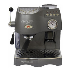 Espressione - Espressione Espresso Machine Cafe Roma Deluxe - Features:
