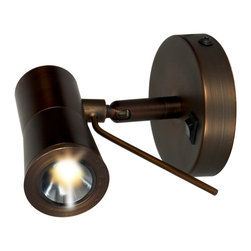 Joshua Marshal - One Light Bronze� Directional Spot Light - One Light Bronze� Directional Spot Light