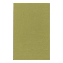 Surya - Surya Mystique 5' x 8' Solid Plush Rug, Olive Oil (M337-58) - Surya M337-58 Mystique 5' x 8' Solid Plush Rug, Olive Oil