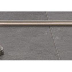 Top Knobs - Top Knobs Hudson Bath 24 in. Single Towel Rod - Top Knobs Hudson Bath 24 in. Single Towel Rod   Cabinet Hardware