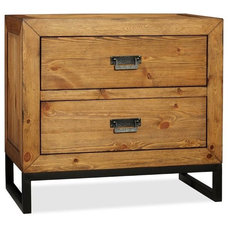 modern nightstands and bedside tables by Pottery Barn