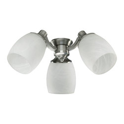 Quorum Lighting - Quorum Lighting Ceiling Fan Light Kit X-568-6232 - Ceiling fan light kit is compatible with most ceiling fans. However, we cannot guarantee compatibility on this light kit across different ceiling fan brands.