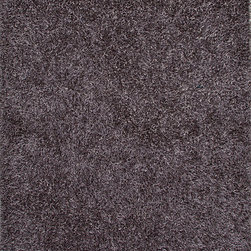 "Flux FL19 Rug - 3'6""x5'6"" - Personal expression reaches new heights with Flux, a beautiful range of plush, hand-woven shag rugs of 100% polyester. This ��_chameleon��_ is ideal for the contemporary design lover who enjoys mixing up his or her personal space often ��_ acting as a rich background to a diverse palette of furnishings and accessories. Highly textured shag construction brings comfort underfoot while a palette of fashionforward solid hues commands attention in any room."
