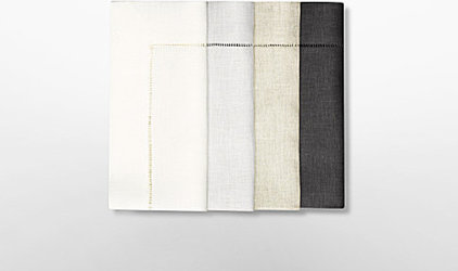 traditional table linens by Calvin Klein