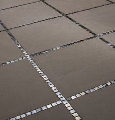 contemporary floor tiles by Sunderland Brothers Company - Omaha