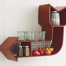 Eclectic Display And Wall Shelves  by VivaTerra