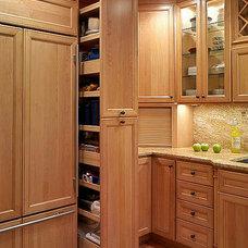 Traditional Kitchen by Glickman Design Build, LLC